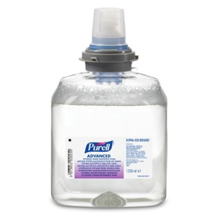Piana do dezynfekcji rąk PURELL ADVANCED 1200ML TFX #5396