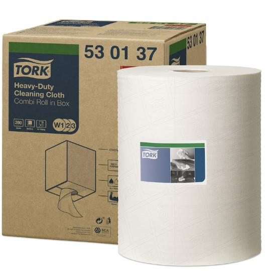 Czyściwo - TORK PREMIUM MULTIPURPOSE CLOTH 530 #530137